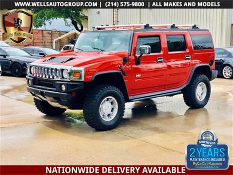 2003 HUMMER H2 for sale in Carrollton, TX