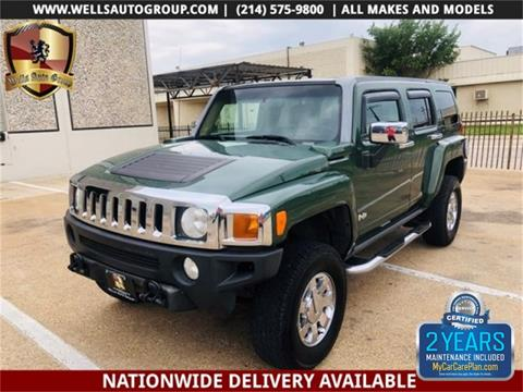 2006 HUMMER H3 for sale in Carrollton, TX