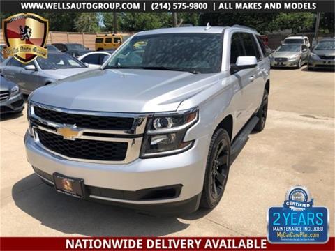 2017 Chevrolet Tahoe for sale in Carrollton, TX