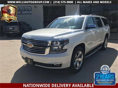 2015 Chevrolet Suburban for sale in Carrollton, TX