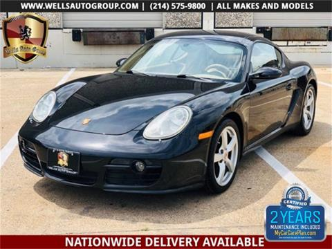 2008 Porsche Cayman for sale in Carrollton, TX