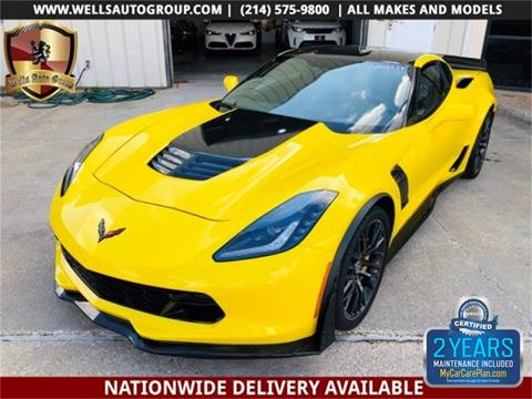2016 Chevrolet Corvette for sale in Carrollton, TX