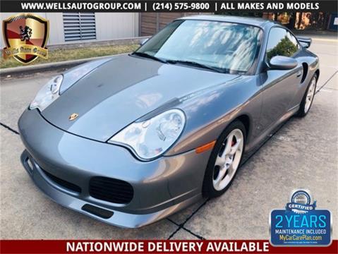 2003 Porsche 911 for sale in Carrollton, TX