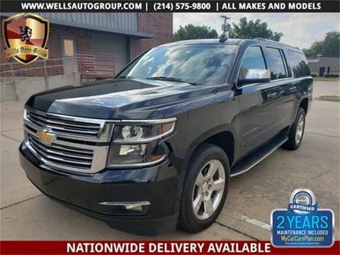 2016 Chevrolet Suburban for sale in Carrollton, TX