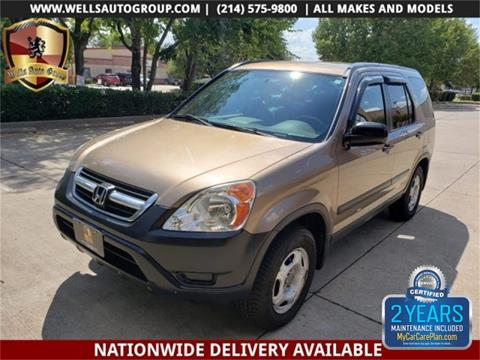 2004 Honda CR-V for sale in Carrollton, TX