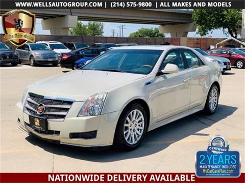 2011 Cadillac CTS for sale in Carrollton, TX
