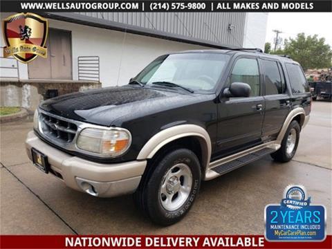 2000 Ford Explorer for sale in Mckinney, TX