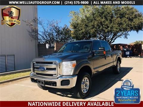 2014 Ford F-250 Super Duty for sale in Carrollton, TX