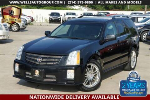 2007 Cadillac SRX for sale at WELLS AUTO GROUP in Mckinney TX