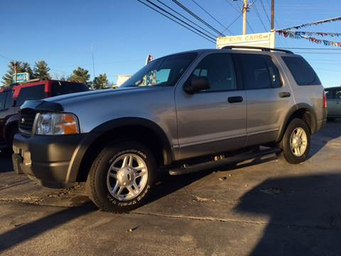 2003 Ford Explorer for sale in Clarksville, TN