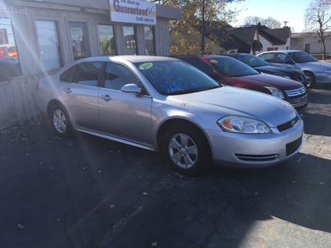 2010 Chevrolet Impala for sale in Clarksville, TN