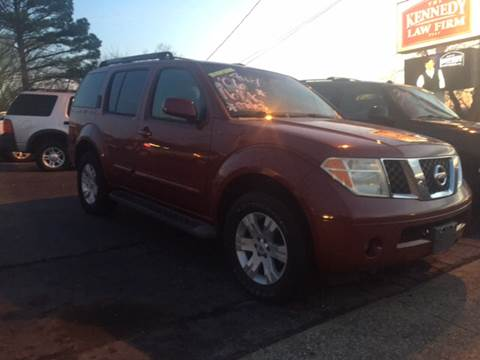 2006 Nissan Pathfinder for sale in Clarksville, TN