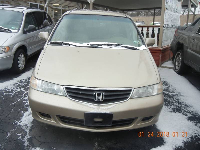 d367301294 2002 Honda Odyssey EX L 4dr Mini Van w Leather In Youngstown OH ...