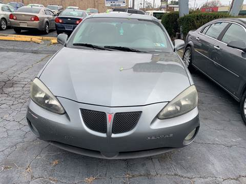 2004 Pontiac Grand Prix for sale in Youngstown, OH