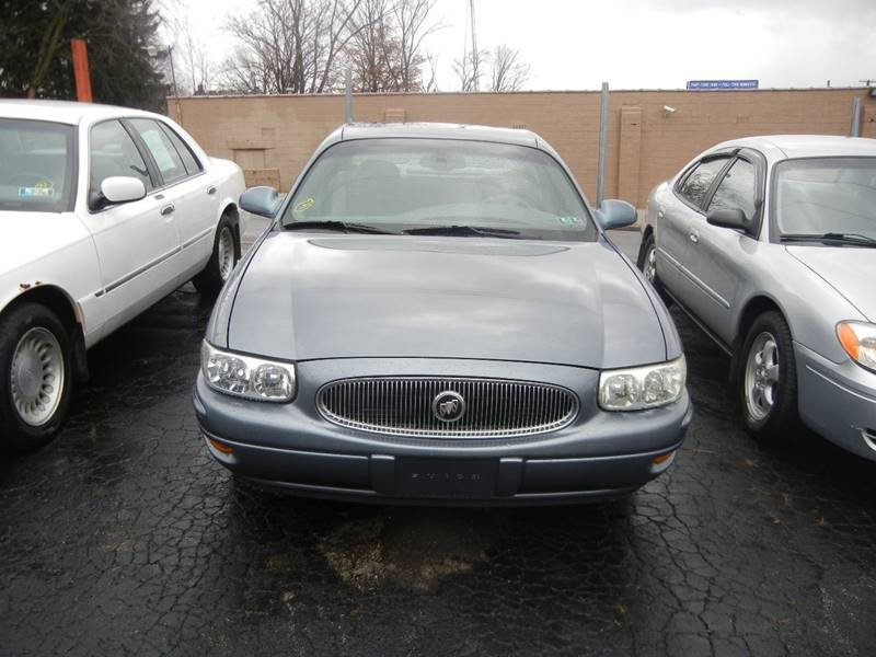 2002 Buick LeSabre Custom 4dr Sedan - Youngstown OH