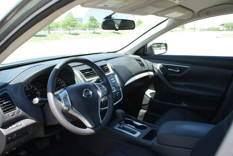 2016 Nissan Altima for sale at CAR HERO LLC in Houston TX