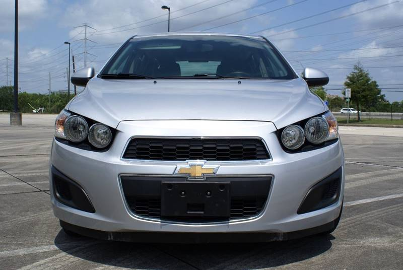 2015 Chevrolet Sonic for sale at CAR HERO LLC in Houston TX
