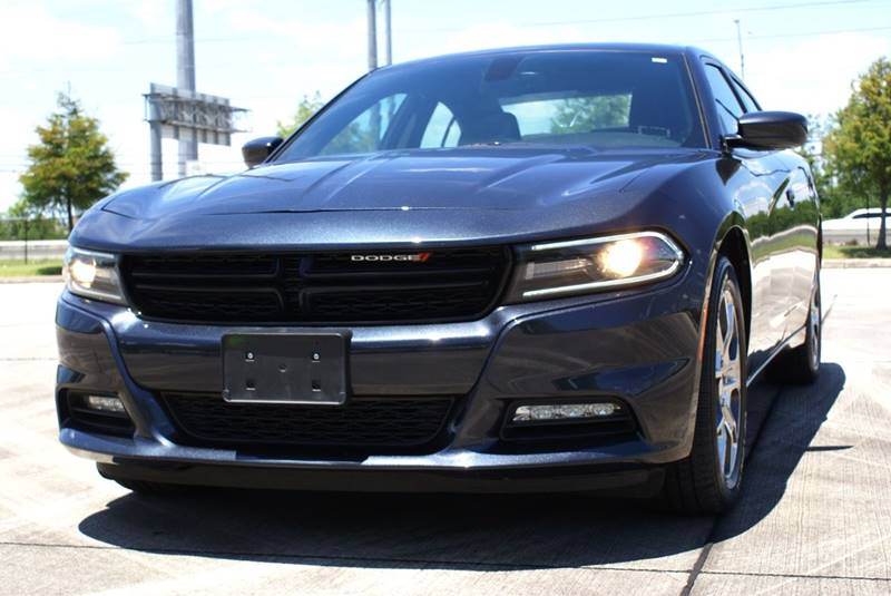 2016 Dodge Charger for sale at CAR HERO LLC in Houston TX