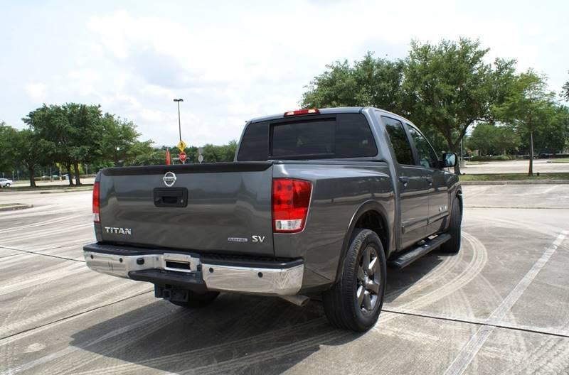 2015 Nissan Titan for sale at CAR HERO LLC in Houston TX
