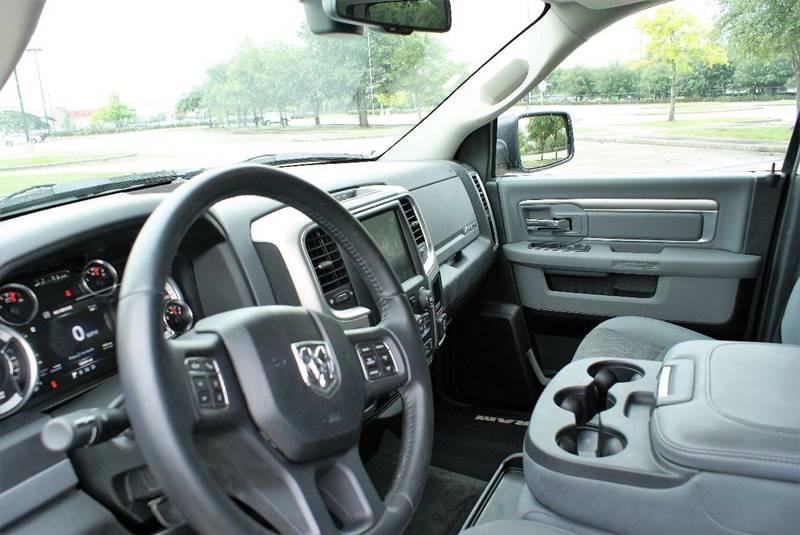 2017 RAM Ram Pickup 1500 for sale at CAR HERO LLC in Houston TX
