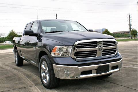 2017 RAM Ram Pickup 1500 for sale at CAR HERO LLC in Houston TX