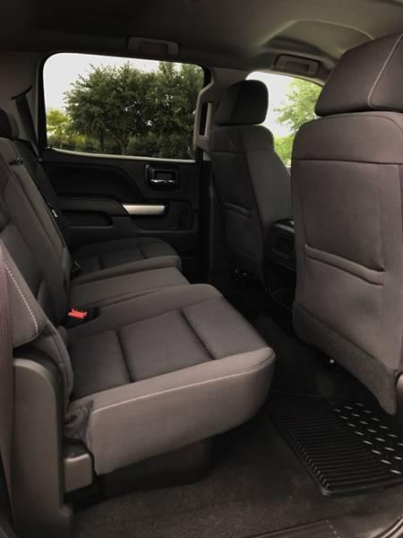 2017 Chevrolet Silverado 1500 for sale at CAR HERO LLC in Houston TX
