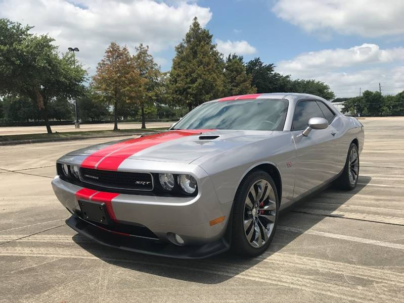 2013 Dodge Challenger for sale at CAR HERO LLC in Houston TX