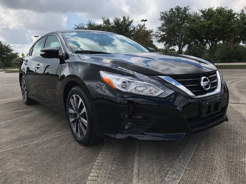 2017 Nissan Altima for sale at CAR HERO LLC in Houston TX
