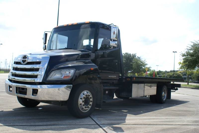 2013 Hino 268 for sale at CAR HERO LLC in Houston TX
