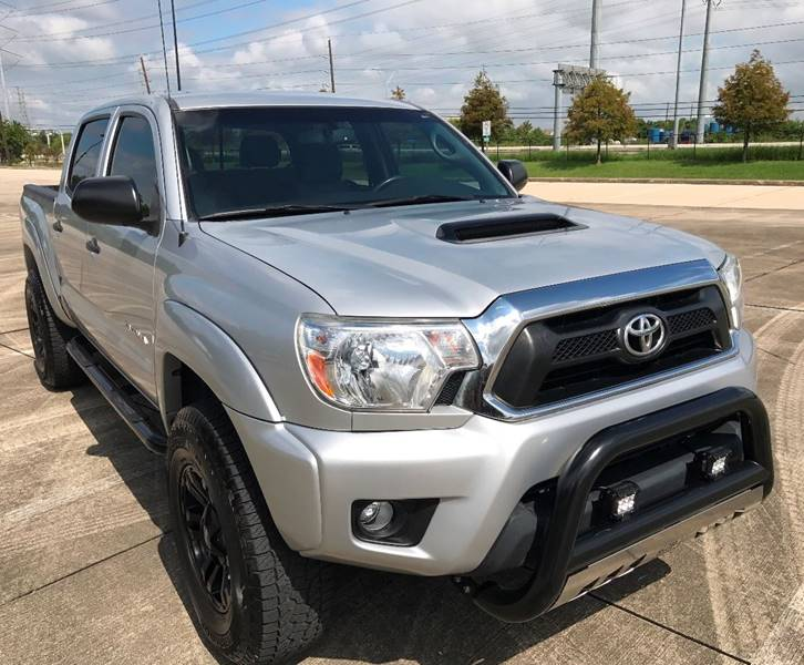 2013 Toyota Tacoma for sale at CAR HERO LLC in Houston TX