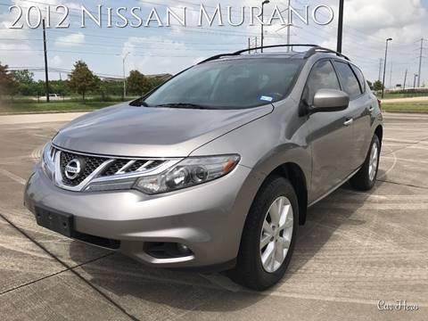 2012 Nissan Murano for sale at CAR HERO LLC in Houston TX