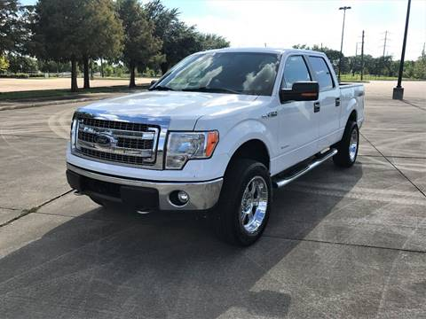2013 Ford F-150 for sale at CAR HERO LLC in Houston TX