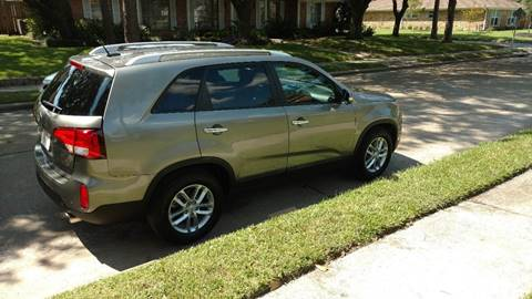 2015 Kia Sorento for sale in Houston, TX