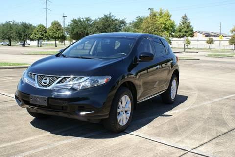 2014 Nissan Murano for sale at CAR HERO LLC in Houston TX