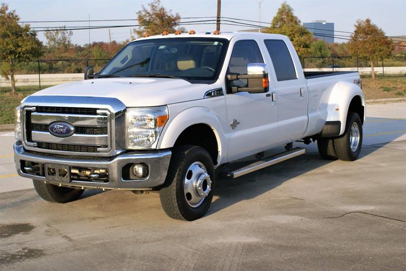 2013 ford f-350 super duty lariat in houston tx - car hero llc