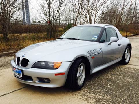 1996 BMW Z3 for sale at CAR HERO LLC in Houston TX