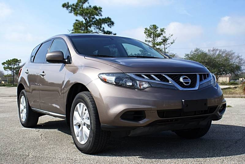 2013 Nissan Murano for sale at CAR HERO LLC in Houston TX