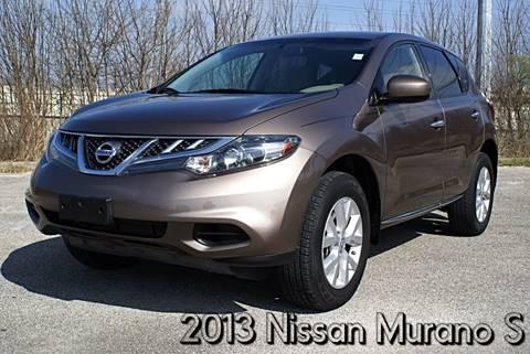 2013 Nissan Murano for sale at CAR HERO LLC in Houston TX