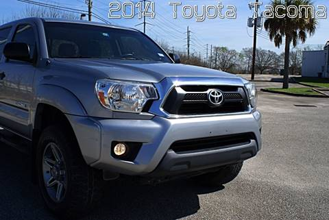 2014 Toyota Tacoma for sale at CAR HERO LLC in Houston TX