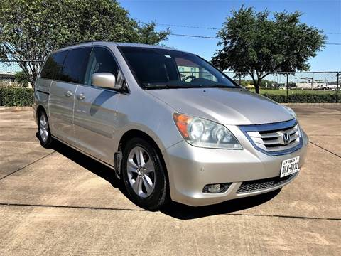 2008 Honda Odyssey for sale at CAR HERO LLC in Houston TX