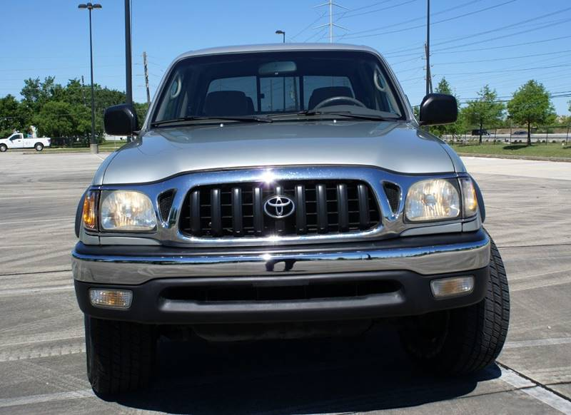 2004 Toyota Tacoma for sale at CAR HERO LLC in Houston TX