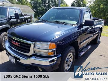 2005 GMC Sierra 1500 for sale in Oxford, NY