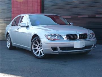2006 BMW 7 Series for sale in Tempe, AZ
