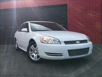 2012 Chevrolet Impala for sale in Tempe, AZ