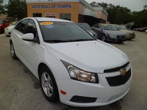 2011 Chevrolet Cruze for sale in Tampa, FL