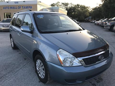2011 Kia Sedona for sale in Tampa, FL