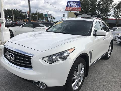 2014 Infiniti QX70 for sale in Tampa, FL
