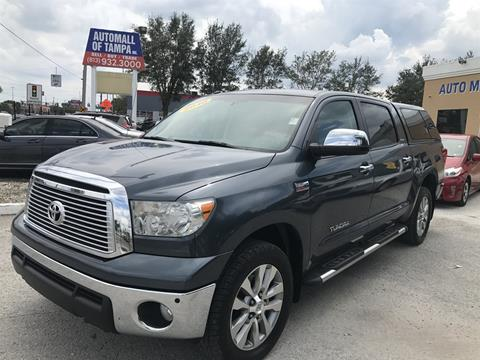 2010 Toyota Tundra for sale in Tampa, FL