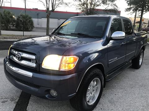 2004 Toyota Tundra for sale in Tampa FL
