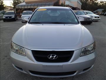 2007 Hyundai Sonata for sale in Tampa, FL